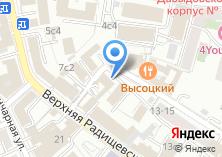 Компания «City Nail» на карте