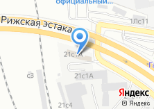 Компания «Микос-7» на карте