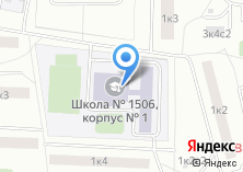 Компания «Гимназия №1506» на карте