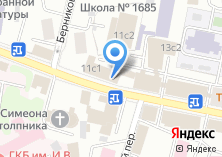 Компания «Метсо Минералз СНГ» на карте