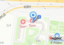 Компания «Инженерная служба района Царицыно» на карте