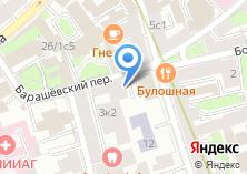 Компания «Trans-Siberian Hostel» на карте