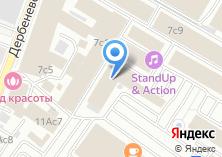 Компания «Институт русского реалистического искусства» на карте
