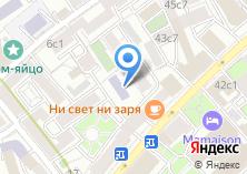 Компания «Детская музыкальная школа им. К.Н. Игумнова» на карте