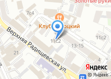 Компания «МосШар» на карте