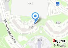 Компания «ЦЭТИ» на карте