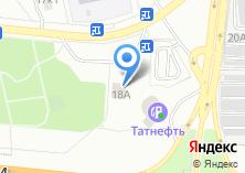 Компания «Бирюлево-Западное» на карте