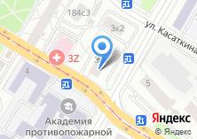 Компания «Дентал-Люкс» на карте