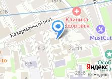 Компания «Петромаркет» на карте