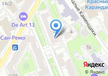 Компания «Гелеге» на карте