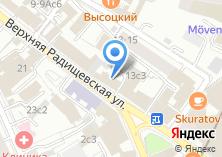 Компания «Газмаш» на карте
