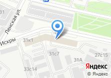 Компания «Ивеа» на карте