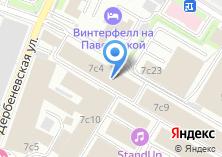 Компания «ПромСвязьКапитал» на карте