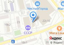 Компания «Группа РЛД» на карте