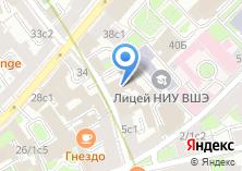 Компания «Адвокат Комаров С.В.» на карте