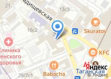 Компания «РУССКИЙ ПУТЬ» на карте