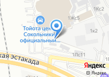 Компания «Транс Трек-ДВ транспортная компания» на карте