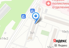 Компания «ДеЛера» на карте