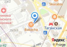 Компания «Мегуми» на карте