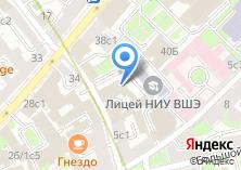 Компания «Клуб военачальников РФ» на карте