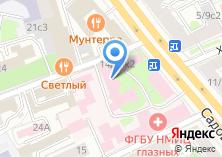 Компания «Московский НИИ глазных болезней им. Гельмгольца» на карте