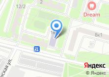 Компания «Московская семинария евангельских христиан» на карте
