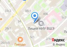 Компания «Межрегионстрой» на карте