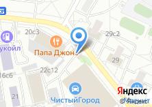 Компания «РОПИКО» на карте