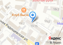 Компания «Демин и партнеры» на карте