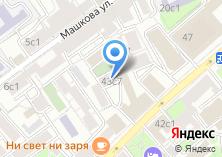 Компания «Иннова-Медиа» на карте