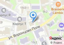 Компания «КБ Новое Время» на карте