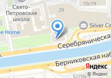 Компания «DNA Media» на карте