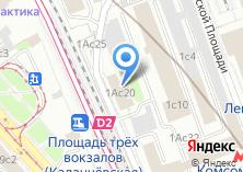 Компания «КЦ Сахатранслогистик» на карте