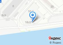 Компания «Восток техника» на карте