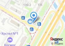 Компания «Закатала» на карте