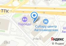 Компания «Diveindustry» на карте