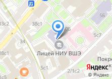 Компания «Межшкольный учебный комбинат №25» на карте