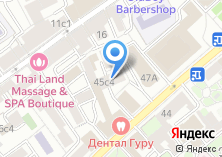Компания «Салон-парикмахерская на Покровке» на карте