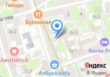 Компания «Галерея-мастерская Ирины Куприной» на карте