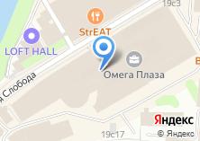 Компания «НОРМА ЛИГАЛ» на карте