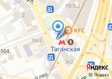 Компания «Магазин цветов на ул. Нижняя Радищевская» на карте