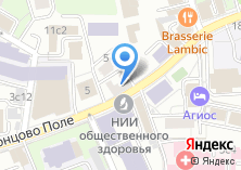 Компания «СТУЗ №140» на карте