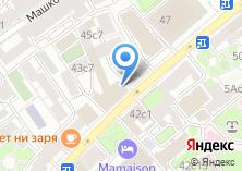 Компания «Наше SPA» на карте