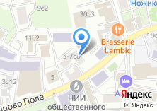 Компания «Группа Аникс» на карте