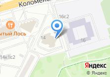 Компания «REBICO» на карте