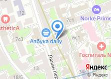 Компания «КБ Спутник» на карте