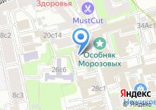 Компания «Межрегиональный регистраторский центр» на карте