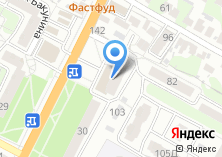 Компания «Электро маркет» на карте