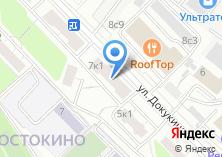 Компания «Тихие Луга» на карте