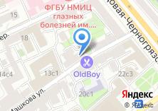 Компания «Vmestate» на карте
